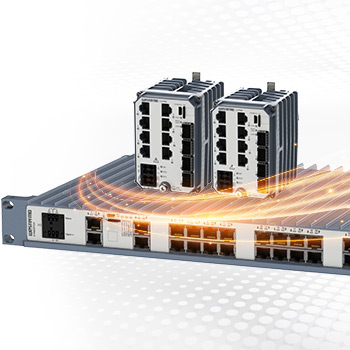 Westermo Next Generation Industrial Ethernet Switches.