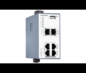 Westermo Lynx Managed Industrial Ethernet Switch L206-S2.